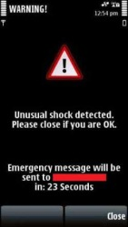 Car Black Box Symbian Mobile Phone Application