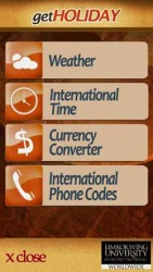 Get Holiday Symbian Mobile Phone Application
