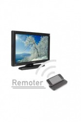Remoter Symbian Mobile Phone Application