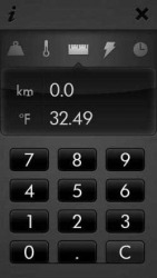 Converter Touch Symbian Mobile Phone Application