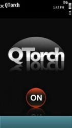 QTorch Symbian Mobile Phone Application