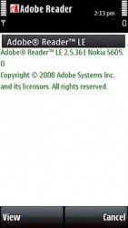 Adobe Pdf Reader For Nokia 5530