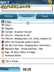 Download Free Java Application Bolt Browser - 372