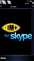 IM+ For Skype Symbian Mobile Phone Application