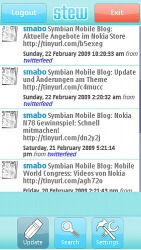 Stew Symbian Mobile Phone Application