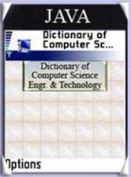 mobile dictionary java support
