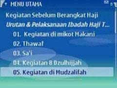 Doa Manasik Haj
