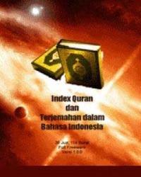 Index Quran Terjemah Bahasa Indonesia
