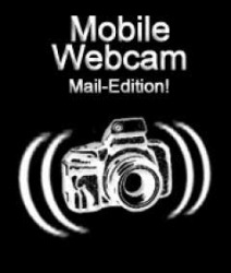 MobileWebCam Mail-Edition Java Mobile Phone Application