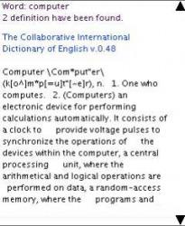 Q-Dictionary