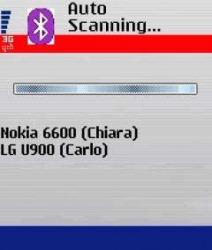 SpyScan Java Mobile Phone Application