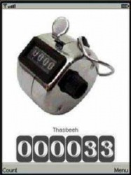 Thasbeeh Counter