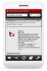 Tuitwit Java Mobile Phone Application