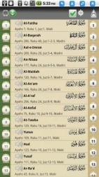 Quran All Languages Free Android Mobile Phone Application