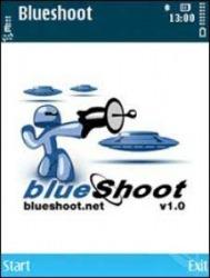 Blueshoot Java Mobile Phone Application