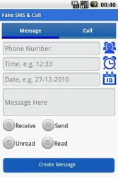 Fake SMS & Call Trial Version