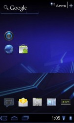 Honeycomb Launcher Android Mobile Phone Application