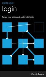 Photo Lock Free Windows Mobile Phone Application