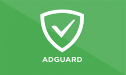 Adguard Android Mobile Phone Application