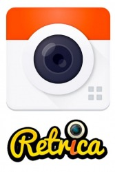 Retrica Android Mobile Phone Application