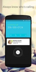 Whitepages Caller ID Android Mobile Phone Application