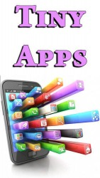 Tiny Apps Android Mobile Phone Application