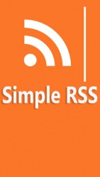 Simple RSS Android Mobile Phone Application