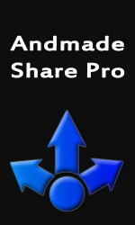 Andmade Share Pro Android Mobile Phone Application