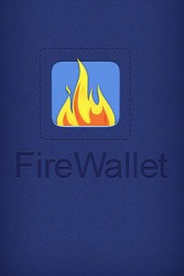 Fire Wallet Android Mobile Phone Application