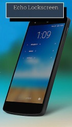 Echo Lockscreen Android Mobile Phone Application