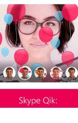 Skype Qik Android Mobile Phone Application