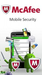 McAfee: Mobile Security Android Mobile Phone Application
