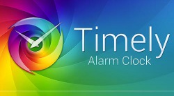 Timely Alarm Clock Android Mobile Phone Application