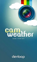CamWeather Android Mobile Phone Application