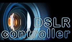 DSLR Controller Android Mobile Phone Application
