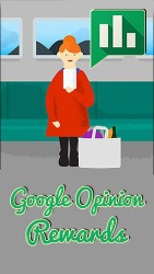 Google Opinion Rewards Android Mobile Phone Application