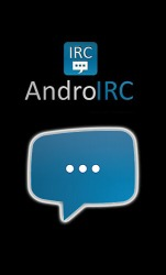 AndroIRC Android Mobile Phone Application