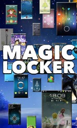 Magic Locker Android Mobile Phone Application