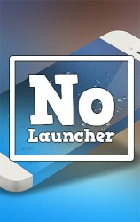 No Launcher Android Mobile Phone Application