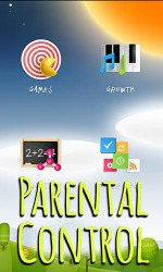 Parental Control Android Mobile Phone Application