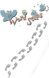 Word Steps Android Mobile Phone Application