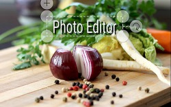 Photo Editor Android Mobile Phone Application