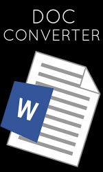 Doc Converter Android Mobile Phone Application