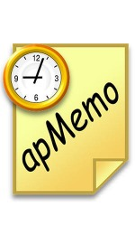 ApMemo Android Mobile Phone Application