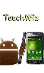 TouchWiz Android Mobile Phone Application