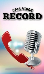 Call Voice Record Android Mobile Phone Application