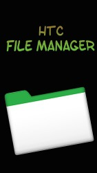 HTC File Manager Android Mobile Phone Application