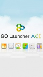 Go Launcher Ace Android Mobile Phone Application