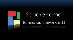 Square Home Android Mobile Phone Application