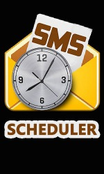 Sms Scheduler Android Mobile Phone Application